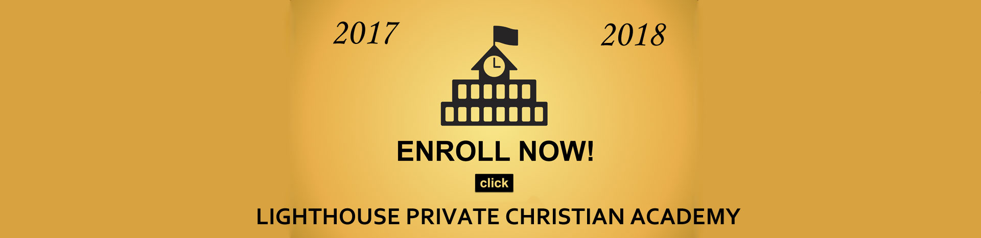 lighthouse private christian academy enrollment